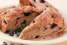 Food - Bread Scones / by Kimberly Howard