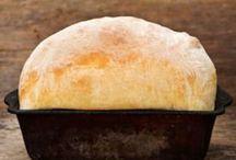 Food - Bread, Rolls / by Kimberly Howard