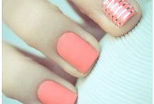 Staying Stylish: Mani/Pedis / by Michelle Johnson