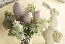 Easter/Spring / by Yvette Govero