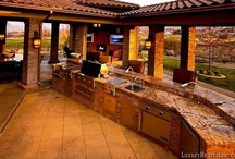 Outdoor Kitchens / by Yvette Govero