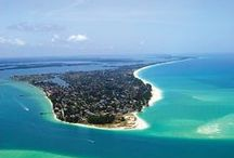 Anna Maria Island  #Paradise / A small Island on the West coast of Fla. About 45 mins. S. of Tampa . It has been kept free of big business and no structure over 4 stories. Conservation a top priority. Most beautiful beaches you will find in the US   Natives are delightful and welcoming... / by Jean Montgomery