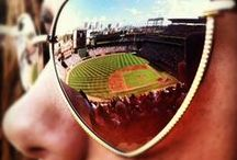 For the love of the game... / One constant in History has always been baseball... / by Jean Montgomery
