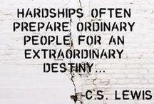 words... / by Ashley Scoggins