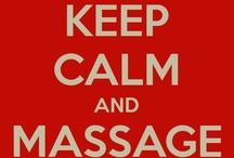 Massage is what i do / by Amanda Underwood