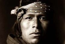 Native Americans / by Peer Into The Past: History