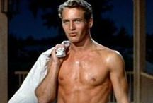 Paul Newman / Paul Newman / by Peer Into The Past: History