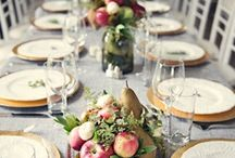 Thanksgiving Table / by Hillary Thomas