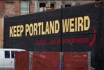 Portland, OR / by Bianca Jessica
