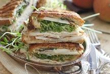 Savvy Sandwiches / by Julie Grice - Savvy Eats