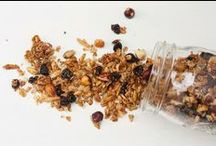 Good Granolas / by Julie Grice - Savvy Eats