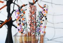 Halloween Treats / Recipes and DIY projects perfect for your next Halloween party! / by Julie Grice - Savvy Eats