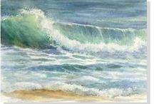 Watercolor Beauty / by Susan Della Rocca