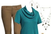 My Style as a Plus Size Girl / by Shelly Shelton