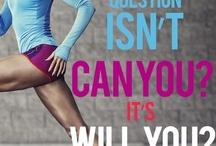 Sport & Fitness & BODYROCK / source http://www.bodyrock.tv/  / by Eva Chausheva
