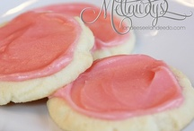 Recipes-Cookies / by Patty Jones