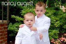 Boy's Formal Wear: NancyAugust.com / by Nancy August Flower Girl Dresses