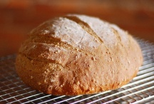 Kneadiness / The art of bread baking reflects our inner selves. It is truly a living thing. Here are some of my favorite recipes.  / by Laura Young