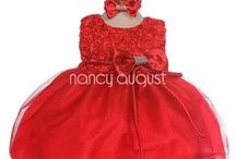 Nancy August Holiday Dresses / by Nancy August Flower Girl Dresses