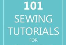 Sewing : Tips & Ideas / by Nad Carial