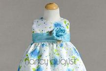 Spring Dresses: NancyAugust.com / Nancy August provides high quality childrens formal wear designed for weddings and many other special events. All of our products are hand-picked by our buyers that maintain and cultivate positive relationships with our manufacturers to ensure that we get the first pick when new styles become available. Our products endure a grueling inspection individually to confirm that all of our products pass the test in quality and craftsmanship.  / by Nancy August Flower Girl Dresses