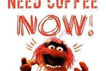 Need Coffee III / by Coleen Uyehara