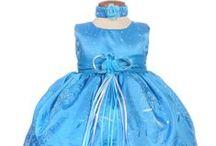 Blue Baby Dresses / by Nancy August Flower Girl Dresses