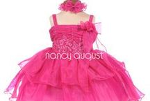 Trendy NancyAugust.com Dresses / Our new flower girl dress collection full of special flower girl dresses, fancy baby dress, christening dresses, princess dresses, first communion dresses, ballerina dresses. NancyAugust.com stocks a huge collection that is sure to please anyone who is looking for that perfect flower girl dress that will not cost you a fortune.  / by Nancy August Flower Girl Dresses