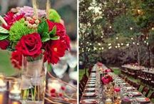 Head Table Decor / by Laura Young