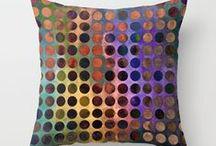 pillows / by Barbara Murphy