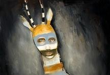 Anthropomorhic ART / by Barbara Murphy