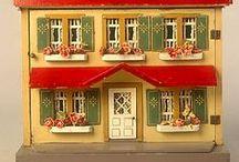 'dorable dollhouses! / by Anna Marie Penix