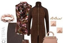 Fall Fashions  / Great fashion for cooler days and beautiful fall colors. / by Barbara Bisel
