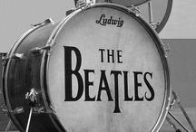 BEATLES/John,Paul,George,Ringo / by Trisha Awe-Bredekamp