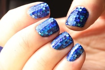 nifty nails / by Amber Burck