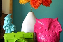 Home : Accessories / by Amber Burck