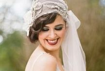Wedding dresses and accessories / Vintage and vintage-inspired wedding dresses. / by Soussia