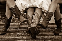 cowgirl at heart / by Amber Burck