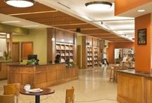 Library Spaces / by Jenna Ehler