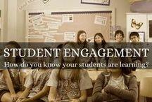 Student Engagement / by Teachability (Teacher Community)