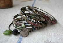 BIJOUX LOVE: BRACELETS AND BANGLES! / by annB