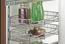 Organizing and Storage / by Judith Redeye