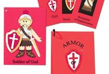 Bible-Armor of God / by KED