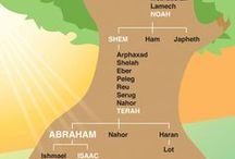 Bible-Abraham / by KED