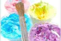 Daycare crafts/ sensory ideas / by Shanean Gobert