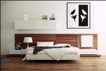 Spaces / Bedroom / by Jodi Vautrin