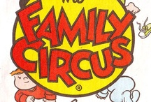 Family Circus / by Barb G