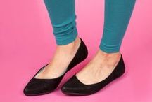 BF Fall 2013 Flats / by Blowfish Shoes