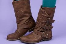 BF Fall 2013 Boots & Booties / by Blowfish Shoes