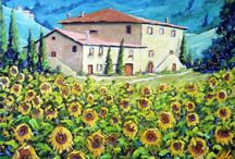 Tuscan Style / by Denise Wade